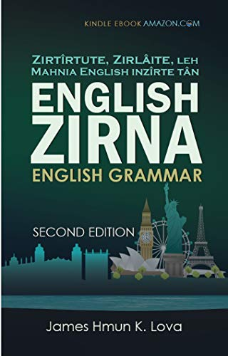 English Zirna: English Grammar in Mizo eBook: James Lova: Amazon in