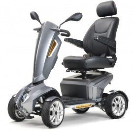 TGA Vita Midi 4 8mph Class 3 Mobility Scooter With Suspension, Lights, Indicators & Comfy Seat