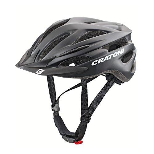 Cratoni Fahrradhelm Pacer MTB Gr. L/XL 58-62cm matt sz