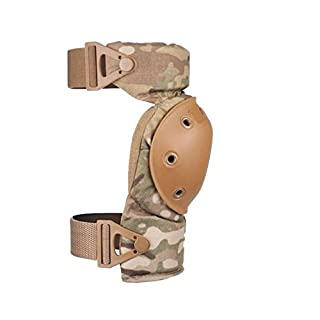 ALTA Tactical Unisex Alta Contour Knee Pads, Cayote Brown (Multicam)