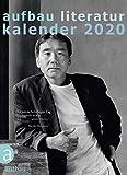 Aufbau Literatur Kalender 2020: 53. Jahrgang -