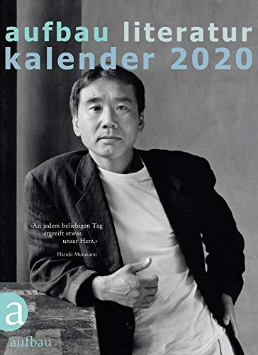 Aufbau Literatur Kalender 2020: Literaturkalender, 53. Jahrgang