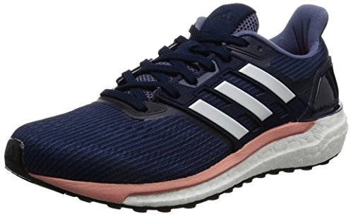 adidas Supernova W, chaussure de sport femme Gris (Midnight Grey/Ftwr White/Still Breeze)