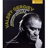 Tchaikovsky: Symphonies Nos. 4, 5 And 6 (Gergiev) [Blu-ray] [2011]