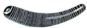 GLASSVIBRATIONS Glasdildo Africa Line Zebra