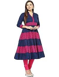 The Style Story Women's Cotton Kurti