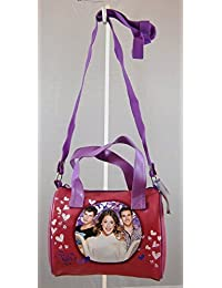 DISNEY VIOLETTA BAG FUCHSIA BOX CM (20 X 16 X 12-D88876