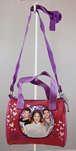 Sac marche Disney Violetta Fuchsia Top Case cm. 20 x 16 x 12 – d88876