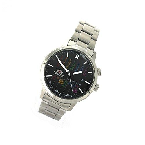 Orient Men's Multi Year Calendar Automatic Watch Day Date Month FER2L003B0