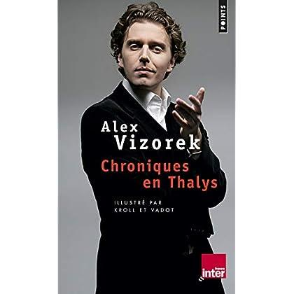 Chroniques en Thalys