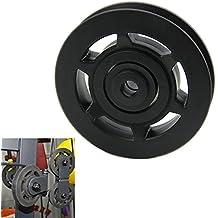 Polea con rodamiento HeroNeo® universal de 95mm para aparatos de gimnasia
