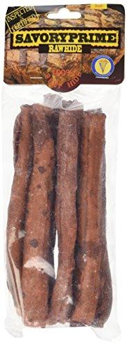 Artikelbild: Savory Prime Mini Retriever Rolls Beef Tasty Nutritious Dog Chew Pet Treat 7Pack