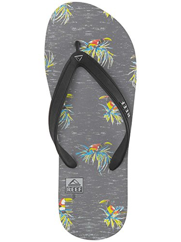 Reef Switchfoot Prints, Sandales homme Varios colores (Washed Tucan)
