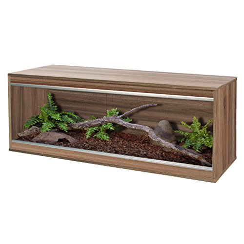 Vivexotic Repti-Home Vivarium Large - Walnut