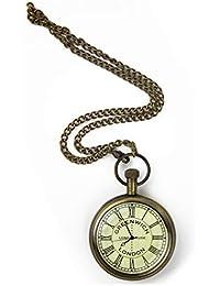 Nauticalia Greenwich Meridian - Orologio da Tasca, 5 cm, in Ottone