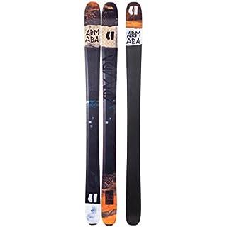 Armada Freeride Ski braun 180