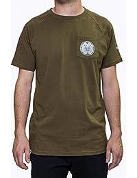 Reell Universe Poket T-Shirt T-shirt olive