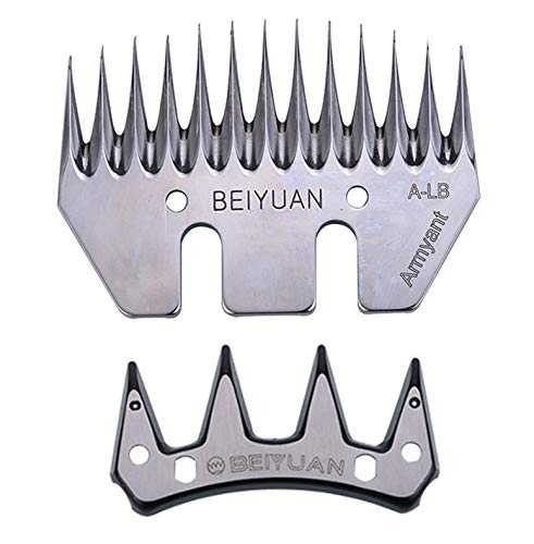 Oferta juegos peines cuchillas Esquilar Ovejas marca