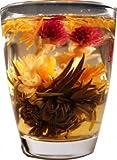 Teeverliebt Teeblumen, 5 Stück (frachtfreie Lieferung innerhalb Deutschlands ab 20 EUR Einkaufswert)