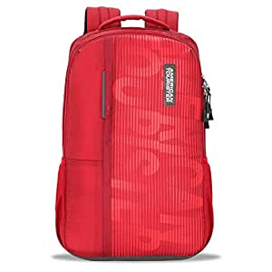 American Tourister Gusto Nxt 25 Ltrs Red Laptop Backpack (GQ2 (0) 00 001)