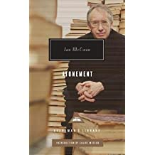 By Ian McEwan ; Claire Messud ( Author ) [ Atonement Everyman's Library By Jun-2014 Hardcover