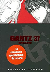 Gantz Edition simple Tome 37