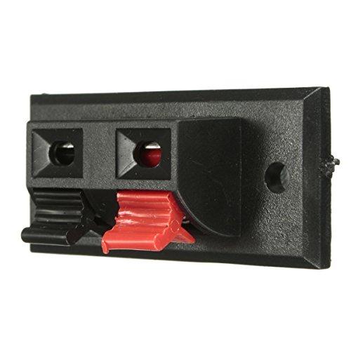 Tutoy 2St Audio Speaker Terminals Test Federklemmen Klemme Ac 50V 3A