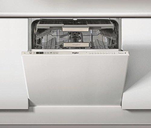 Whirlpool WCIO3T333DEF Entièrement intégré 14places A+++ lave-vaisselle - Lave-vaisselles (Entièrement intégré, Taille maximum (60 cm), Acier inoxydable, LED, 1,3 m, 1,55 m)