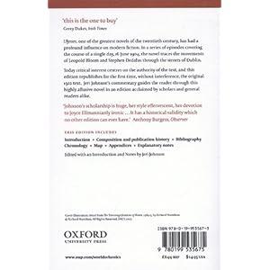 Oxford World's Classics: Ulysses (World Classics)