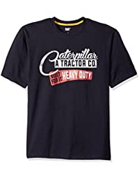 Tee-shirt Caterpillar Heavy Duty 100% Coton