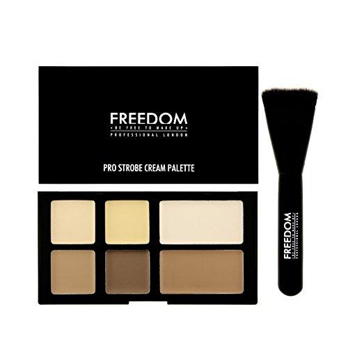 Freedom PRO STROBE CREAM Paletka do konturowania twarzy