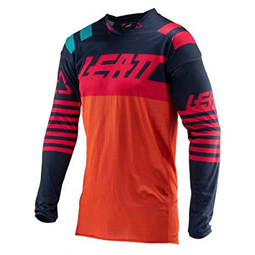 Preisvergleich Produktbild Leatt Jersey GPX 4.5 X-Flow Blau Gr. L
