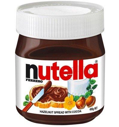 400g di Nutella