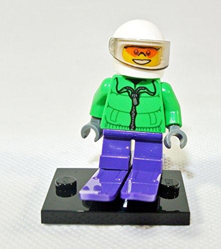 Lego Custom Set: Skispringer