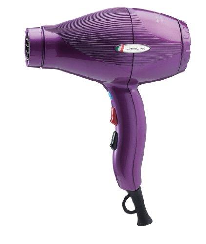 Gamma Piu ETC Light - Secador de pelo, color violeta