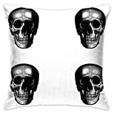 The square pillows are made of high-quality cotton and art-style pillows, which will definitely increase your interest in life. The front and back are printed. The color pattern makes you feel warmer, solid color, easy to match with your bed or sofa,...