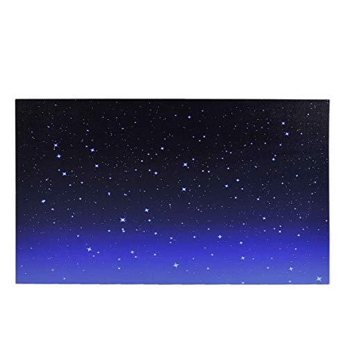 ROSSI ROSA Cielo Luminoso LED CM 60x40, 60 x 40 cm