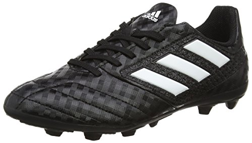 adidas Unisex-Kinder Ace 17.4 Fxg Stiefel Schwarz (Core Black/ftwr White/core Black)