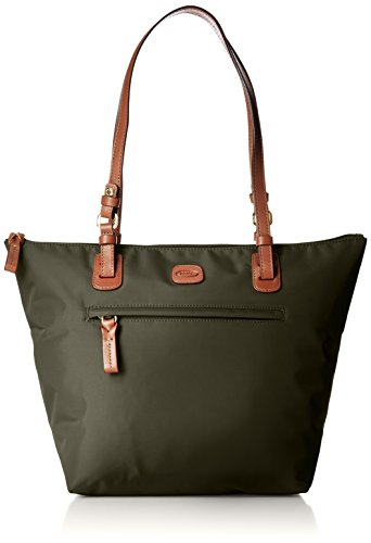 Brics X-Bag Borsa a mano 25 cm olivgrün, grün