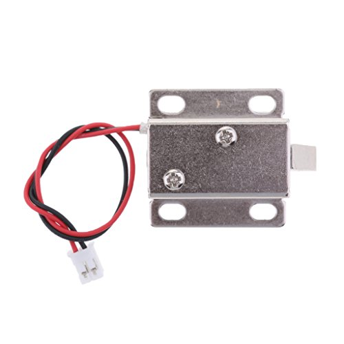 kokiya Mini 12V Electric Magnetic Lock Door Gate Cabinet Locker - #1