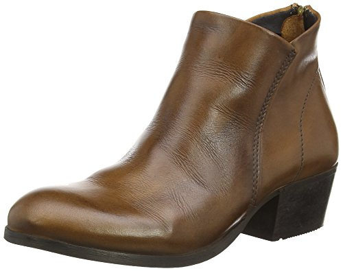 Hudson Apisi, Bottines à doublure femme Marron (Tan)