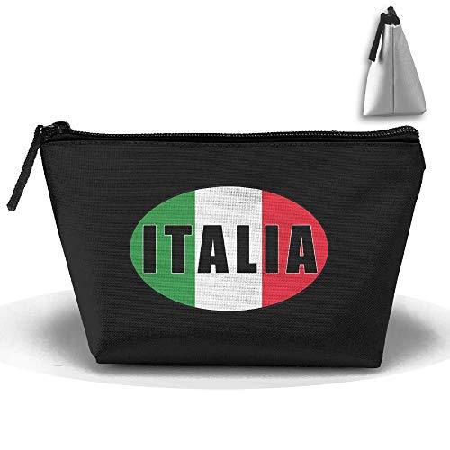Italia Oxford Cloth Wash Make-up Bags Kosmetiktasche für Damen
