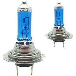 ZesfOr - Bombillas H7 efecto xenon (5000ºk) - 93
