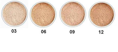 Malu Wilz Just Minerals Powder Foundation Apricot Balance