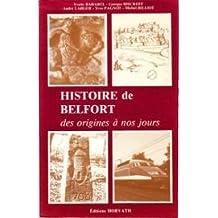 Histoire de Belfort