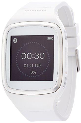 "MyKronoz ZeSplash - Smartwatch (pantalla 1.54"", 8 GB RAM), blanco"