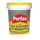 Perfax Bodenkleber, für Kunststoff- und Teppichböden, 1kg, in Eimer