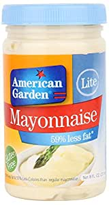 American Garden Mayonnaise Lite, 237ml
