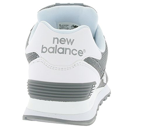 New Balance Ml574cna, Scarpe da ginnastica Uomo grey-white (ML574CNC)