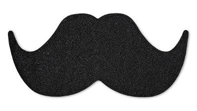Mustard NG 5047 Tapis Forme de Moustache 85 x 430 x 7,9 cm